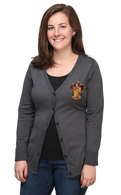 Harry Potter Ladies' House Cardigans - Exclusive