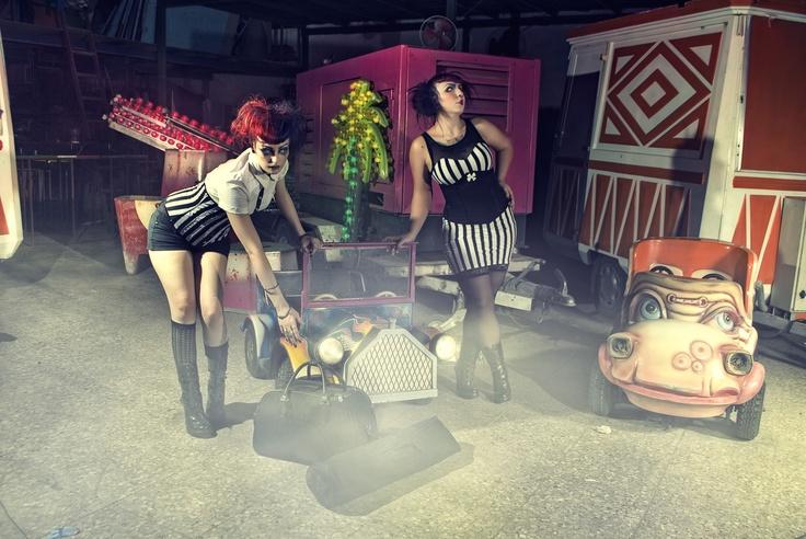 "Fashion proyect    ""FAIR!""    Photo: Jessica Gonzalez   Make Up: Naiara Blanquez  Model: Estephanie Mata Naiara Blanquez"