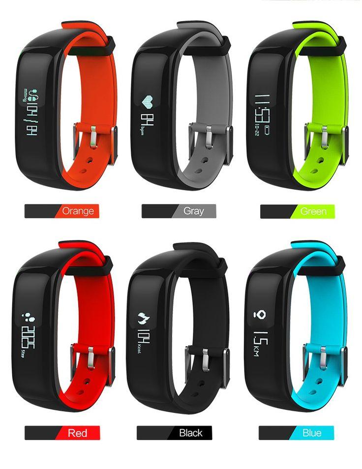 >> Click to Buy << 2017 smart wristband P1 smart pulse heart rate smart Bluetooth bracelet swimming waterproof wristband #Affiliate