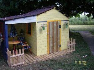 Une maison pour les enfants Le bricolage c'est bien mais la création dans le bricolage c'est encore mieux. C'est vrai que réparer ce qui ne fonctionne plus est un vrai régal pour un bricoleur mais quoi de plus exaltant que de fabriquer, de créer quelque...