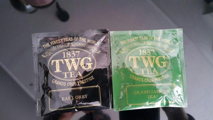 Tea Sachet #TWG
