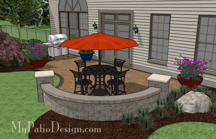 156 best Straight House Designs images on Pinterest ... on Patio Designs For Straight Houses id=66044