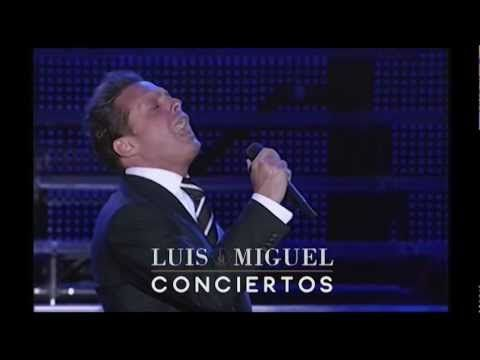 Luis Miguel - Speech & Tres Palabras (Argentina 2010) This is what a sold out show is!!