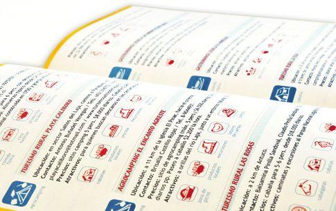 Propuesta editorial Revista Bitácora. Cliente INDAP. 2008-2012