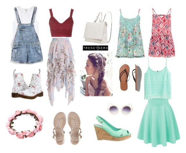 """""""Music Festival Outfit"""" by trendy-nerd on Polyvore"""