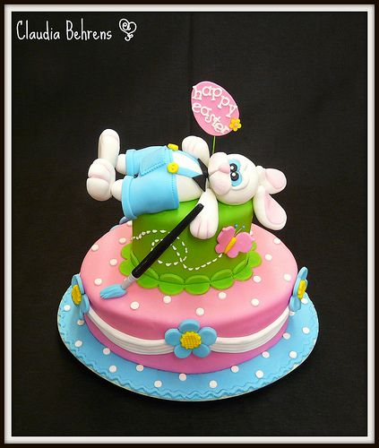 easter cake andreas - claudia behrens