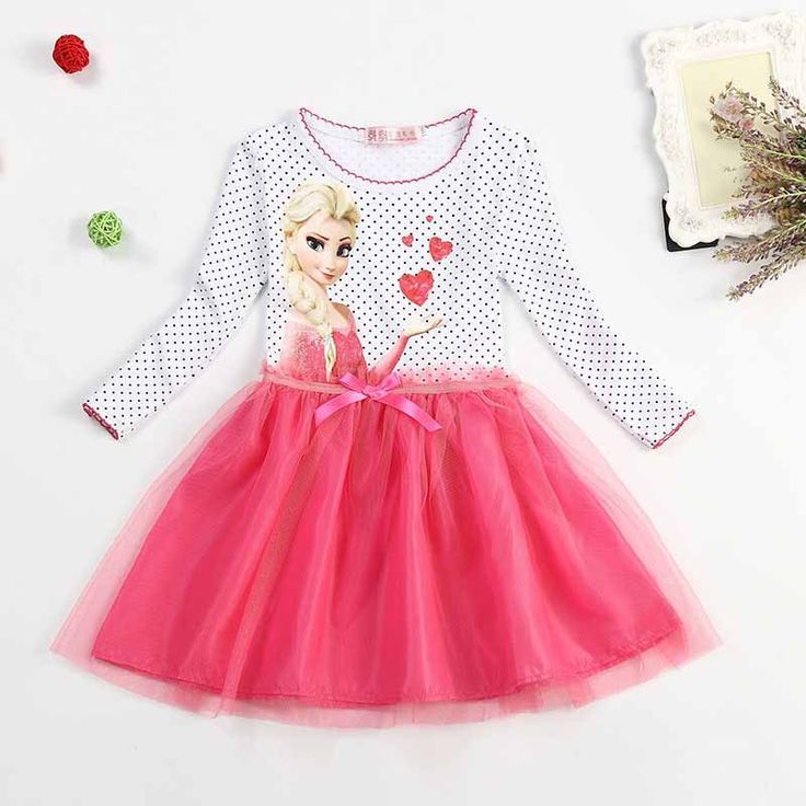 New Summer dress anna elsa disfraz princess sofia dress infantil fever elza costume vestido rapunzel jurk disfraces clothing $13.22   => Save up to 60% and Free Shipping => Order Now! #fashion #woman #shop #diy  http://www.uniquebaby.net/product/new-summer-dress-anna-elsa-disfraz-princess-sofia-dress-infantil-fever-elza-costume-vestido-rapunzel-jurk-disfraces-clothing/