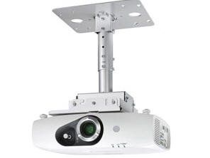 Panasonic ET-PKR100H Ceiling Mount Bracket High For Accs Solid Shine Series Projectors. Device Supported: ProjectorCompatibility: Panasonic Projector:PT-RW330,PT-RZ470,PT-RZ370,.