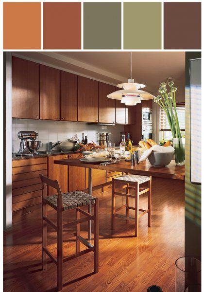 7 best Colourful Kitchen inspiration! images on Pinterest   Color ...