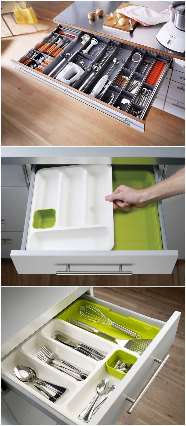 how to make a cutlery tray