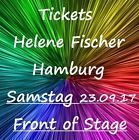 #Ticket   Tickets Helene Fischer / Front of Stage / FOS / Hamburg 23.09.2017  #Ostereich