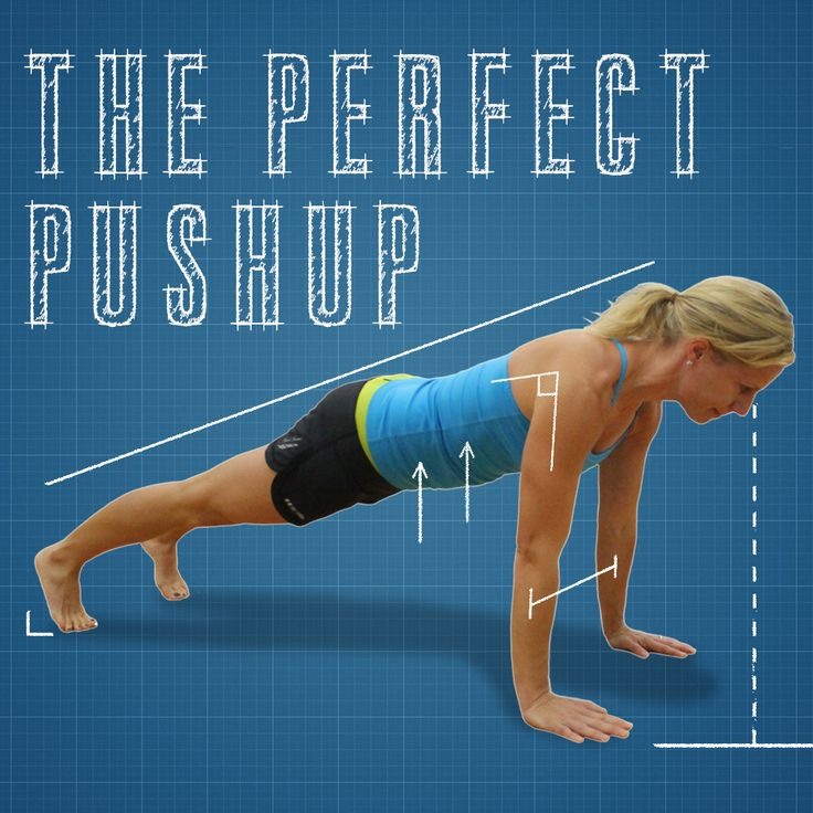 Become a push-up pro