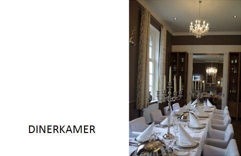 Restaurant Dinerroom - DesignBeers Brickworks