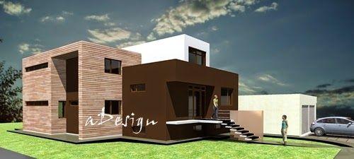 proiecte case, constructii, design: locuinta  individuala  05Li