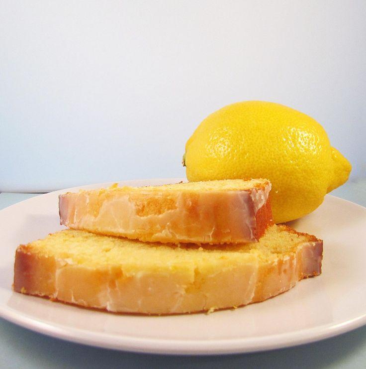 Meyer Lemon Pound Cake   Desserts   Pinterest
