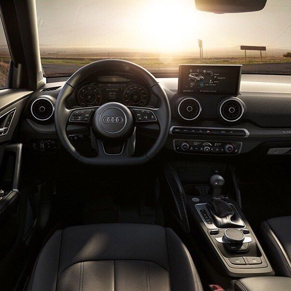 2018 Audi Q3 Interior: 25+ Best Ideas About Audi Q2 Interior On Pinterest