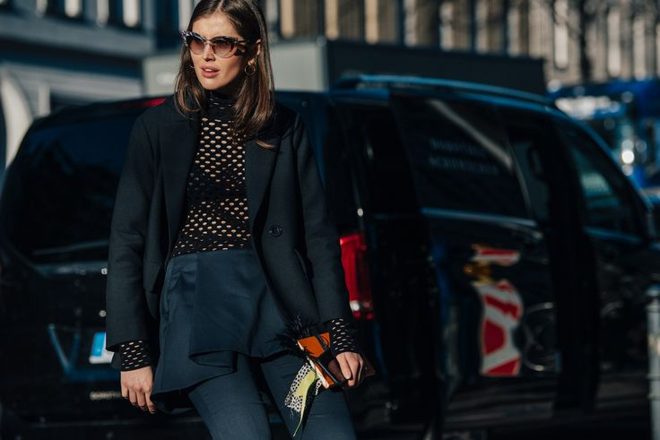 The Best Street Style Photos From Berlin Fashion Week