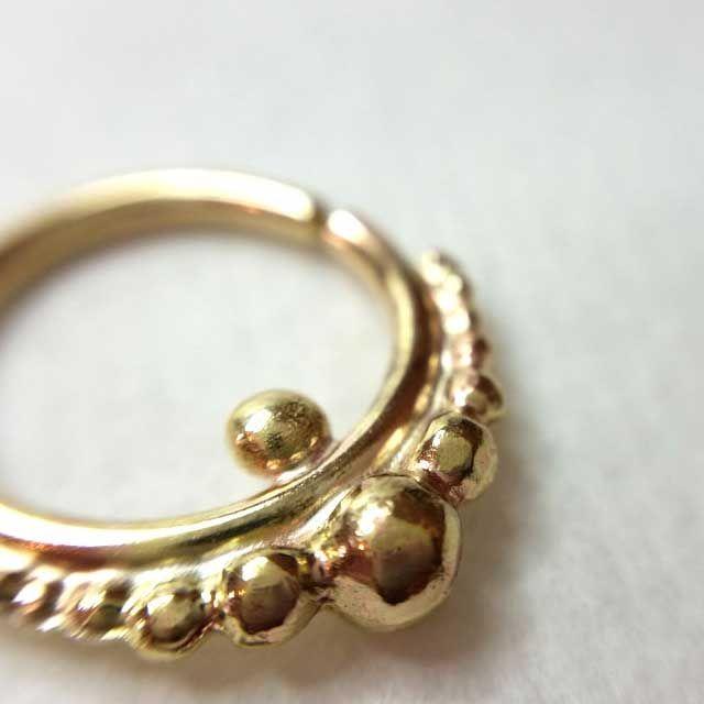21 best My Gold Septum Rings images on Pinterest
