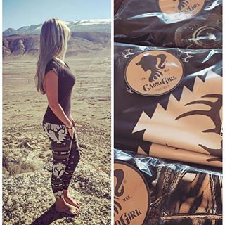 Official Site: Shop for CamoGirl handmade camo clothing for women with a selection of workout clothes, sports bras, leggings, tops, & more.