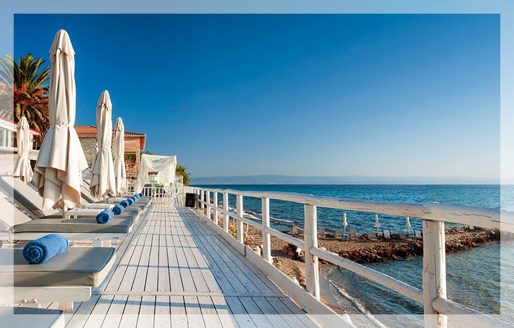 lime beach bar afitos - Google Search