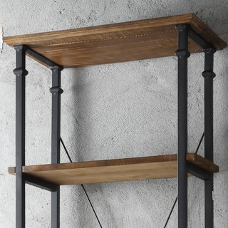 ETHAN HOME Myra Bookcase | Overstock.com