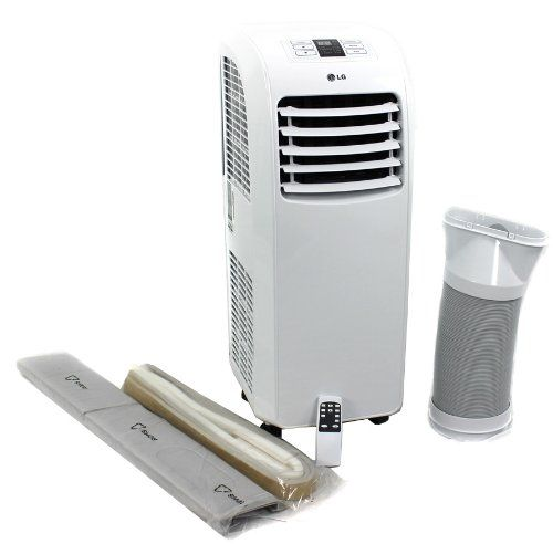 Lg Lp0710 7 000 Btu Home Office Portable Window Air Conditioner Ac W Portable Air Conditioner Window Window Air Conditioner Portable Air Conditioners