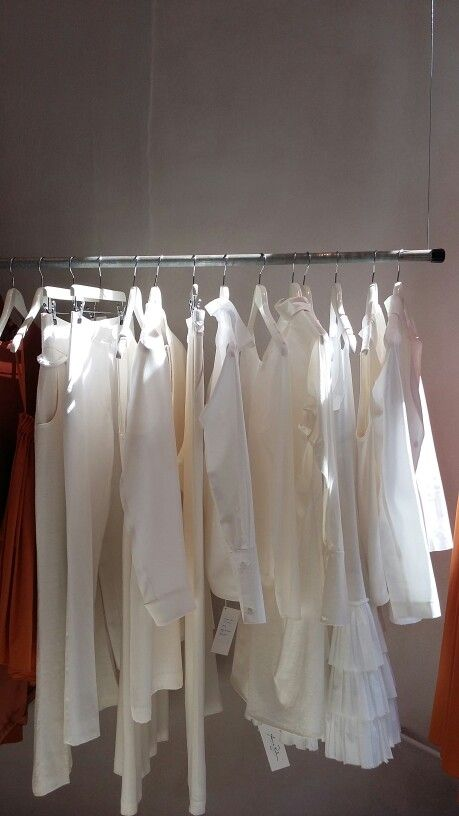 Beautiful light hitting the Été 2016 collection, at our Helsinki Concept store