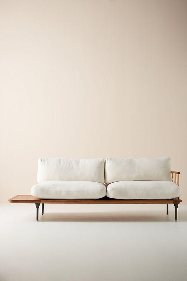 Amazing Kalmar Sofa With Side Table In 2019 Simple Sofa Sofa Shop Bralicious Painted Fabric Chair Ideas Braliciousco