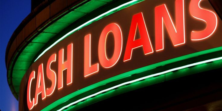 The Payday Loan Racket