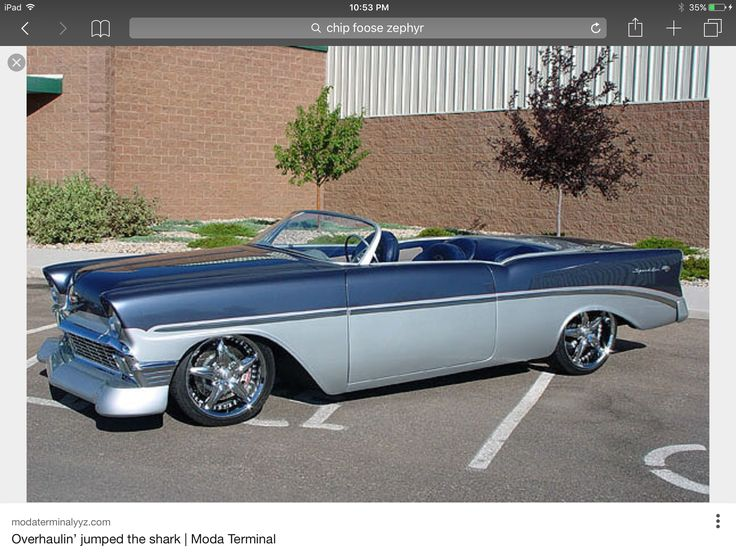 52 best Chip Foose images on Pinterest | Chip foose, Cust cars and