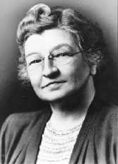 La ingeniera eléctrica Edith Clarke (1883-1959) nació un 10 de febrero.