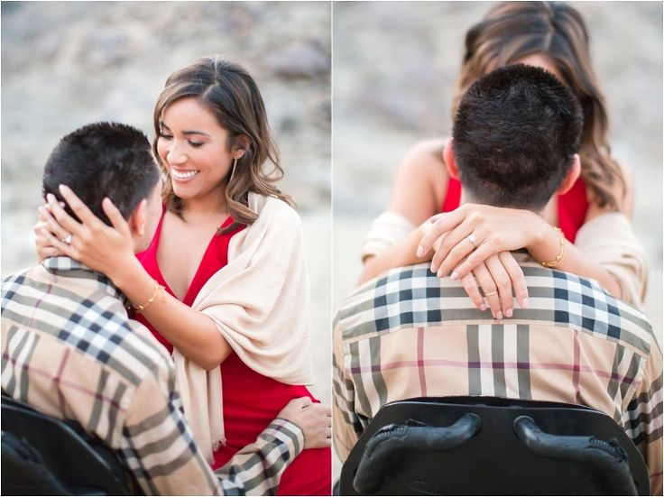 wheelchair engagement photography