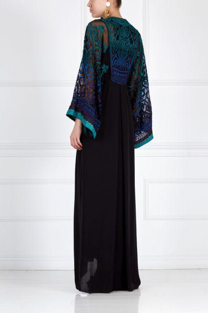Платье «Кафтан Паша» Asian Spirit - Роскошное платье в пол из коллекции…