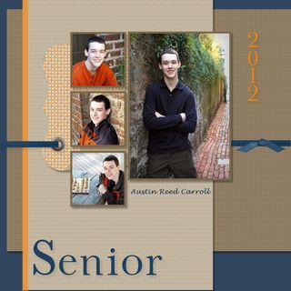 Austin Senior-001: Scrapbook Ideas, Senior Scrapbook, Portraits Ideas, Digital Scrapbook, Scrapbook Sketch, Scrapbook Pages, Austin Senior 001, Photography Ideas, Senior Years Scrapbook