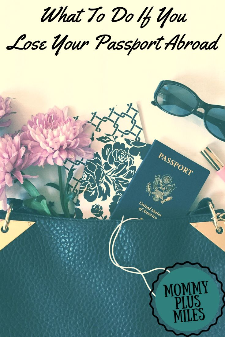 It's hard not to panic when your passport is lost in a foreign country.  But gather yourself and follow these steps to find or replace your lost  passport.