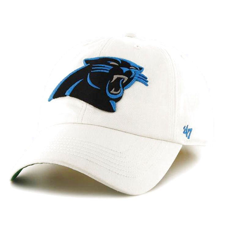 Carolina Panthers '47 Franchise Fitted Hat - White - $23.99