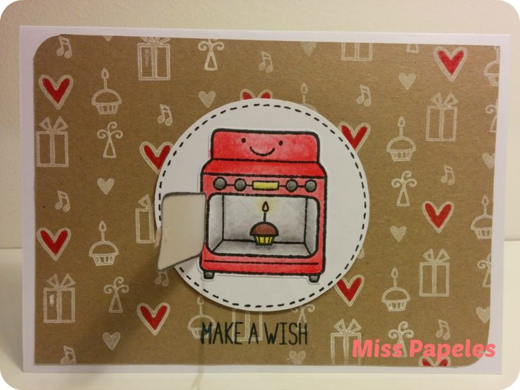 Miss Papeles: Lawnscaping Challenge - Create a Background #lawnfawn #card #cardmaking #background #tarjeta #fondo #stamp #sellos