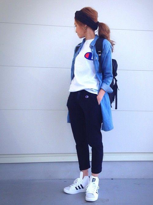 ロゴどーーんのその他を使ったkayoのコーディネートです。WEARはモデル・俳優・ショップスタッフなどの着こなしをチェックできるファッションコーディネートサイトです。