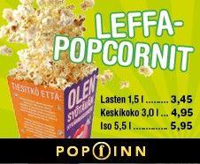 Finnkinon uutiskirje - Jyväskylä, vko 09 / 2014 - (OM - Leffapopcornit 226)