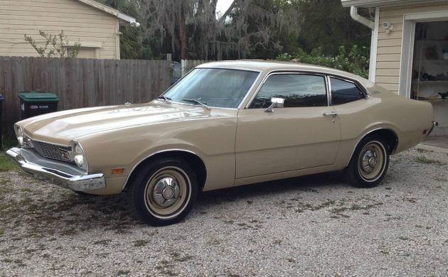 Nearly Perfect 1973 Ford Maverick Ford Maverick Ford Classic Cars Classic Cars Muscle