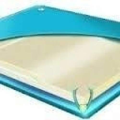 90 Waveless Hardside Waterbed Mattress For Queen Size 60 X 84