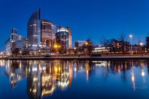 The Hague Skyline