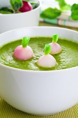Recettes minceur : les soupes brûle-graisses-Soupe DÉTOX