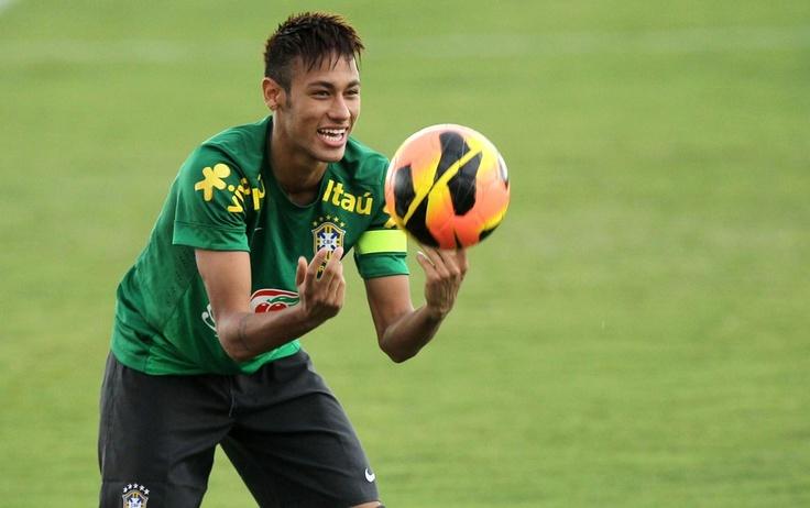Neymar | globoesporte - FOTOS: Treino da Seleção nesta quinta-feira em Goiânia - fotos em seleção brasileira.