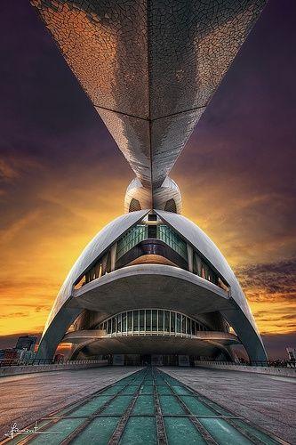 Museo Reina Sofia, Valencia , Spain