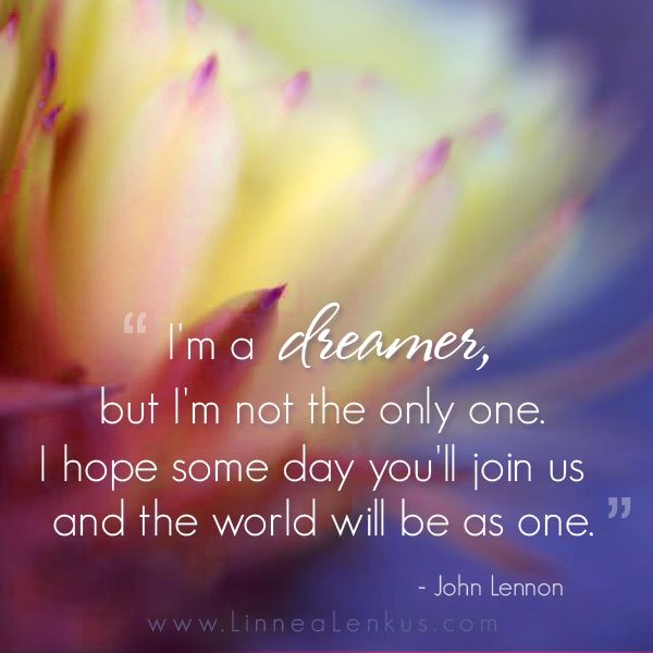 Inspiring+John+Lennon+Quotes | Inspirational Quote Imagine John Lennon1 Imagine Quote by John Lennon