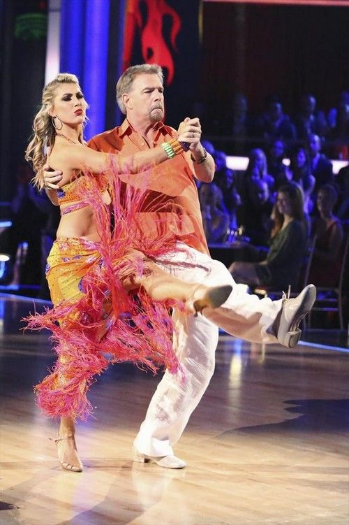 Bill Engvall Dancing With the Stars Quickstep Video 10/28/13 #BillEngvall #DWTS