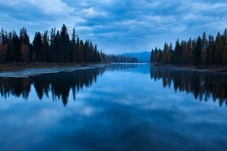 Seeley Lake, Montana where my cabin is
