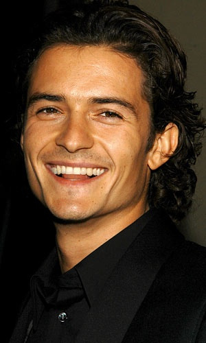 Orlando Bloom... Talk about a fine piece of man meat!
