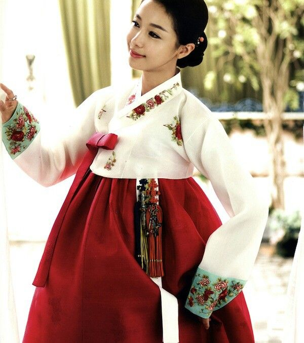 148 Best Images About Korean Hanbok On Pinterest